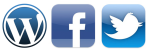 wordpress-facebook-twitter-logo-geekorner