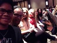 Buena Vista Chapter at a Keynote event! L to R, Tyson-Jay Domingo, Justice Gage, Kiley Wellendorf, Kaylie Plowman, Cassie Forsyth, Andrea Frantz, Scott Locati