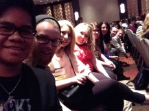 Buena Vista Chapter at a Keynote event! L to R, Tyson-Jay Domingo, Justice Gage, Kiley Wellendorf, Kaylie Plowman, Cassie Forsyth, Andrea Frantz, Scott Locati